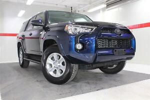 2015 Toyota 4Runner 4WD Heated Lthr Nav Sunroof Btooth BU Camera