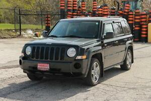 2008 Jeep Patriot Sport/North | 4x4 | CERTIFIED + E-TESTED