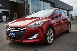 2014 Hyundai Elantra GLS - LEATHER - Panoramic Roof