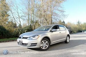 2015 Volkswagen Golf 1.8 TSI 5-DOOR TRENDLINE AUTOMATIC