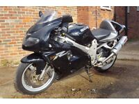 SUZUKI TL1000R - Great example of a rare classic that sounds incredible