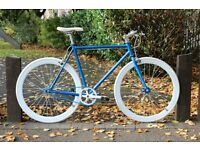 Brand new single speed fixed gear fixie bike/ road bike/ bicycles + 1year warranty & free service f5