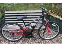 Bikes Apollo FS24 (excellent condition)
