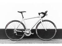 Road bicycle Specialized allez sport 54 cm (new parts)
