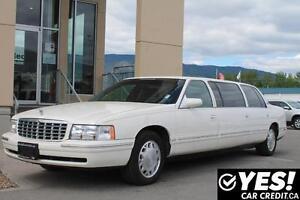 1998 Cadillac Deville Professional None