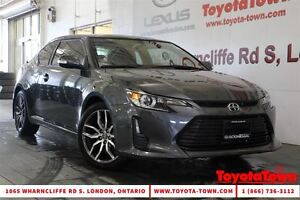 2014 Scion tC SINGLE OWNER LOW MILEAGE SPORTY COUPE - 2 SETS OF