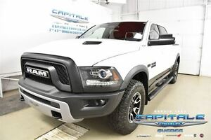 2016 Ram 1500 REBEL*GPS*TOIT OUVRANT*MAGS