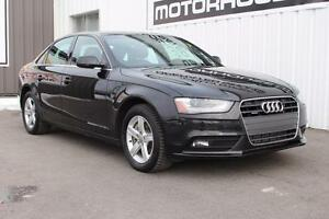 2013 Audi A4 2.0T Premium Plus NAVIGATION! SUNROOF! MANUAL!