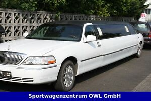 Lincoln Town Car 4,6 Stretch Limo EU Zulassung