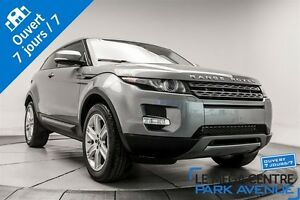 2012 Land Rover Range Rover Evoque Pure Plus Cuir,  Caméra de re