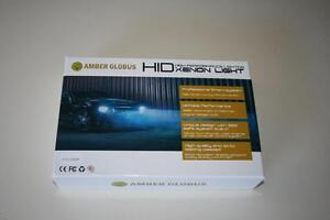 TOP Quality AC HID conversion kits 35w or 55w 6000k, 8000k or 10,000k (German Technology)