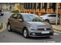 Volkswagen, POLO, Hatchback, 2019, Manual, 999 (cc), 5 doors