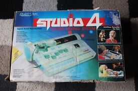 Vintage Studio 4 recording studio - superb retro electronics