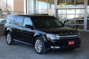 2016 Ford Flex Limited 365HP 3.5 Eco Save almost $18000 from New
