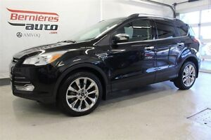 2015 Ford Escape SE+CUIR+GPS AWD 2.0 ECOBOOST