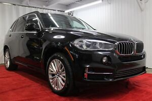 2014 BMW X5 35d * DIESEL, CUIR, CAMERA RECUL,TOIT PANORAMIQUE,