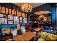 Supervisor required for the Bull and Gate, Kentish Town, £9p/h immediate start