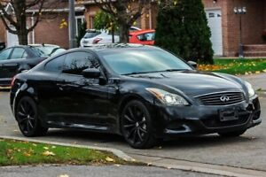 Infiniti G37s coupe Sport package No accidents certified