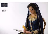 ASIAN HAIR&MAKEUP ARTIST- BRIDAL SPECIALIST-MARIAM PATEL-LEICESTER,UK- 07491951957