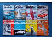 Radio Models and Radio Control Models & Electronics Magazines 1965-1966
