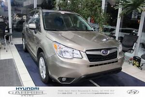 2014 Subaru Forester 2.5i Limited IDEAL POUR FAMILLE !