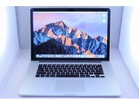 Apple MacBook Pro 15.4 Retina