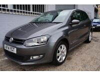 Volkswagen Polo 1.2 Match Edition 3dr Bluetooth & Rear Parking sensors FULL MAIN dealer history