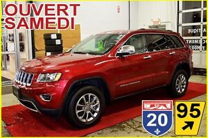 2015 Jeep Grand Cherokee LIMITED  *  GROUPE REMORQUAGE * NAVIGAT