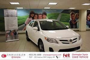 2012 Toyota Corolla CE Enhanced Convenience Package