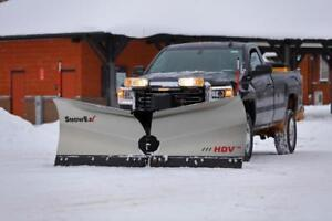SnowEx Plows, Salters and Spreaders - Save up to $1000 and 0% Financing Available!
