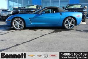 2010 Chevrolet Corvette 6.2V8 430 hp with Pwr Roof + Heated Leat Kitchener / Waterloo Kitchener Area image 5