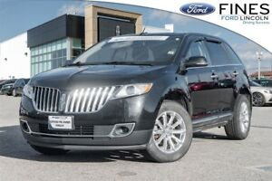 2015 Lincoln MKX LINCOLN CERTIFIED W/RATES STARTING AT 0.9% APR
