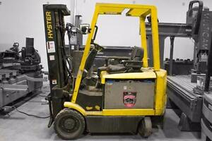 Hyster E60Z-33 2009 Forklift, 4600lbs capacity