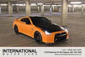 2011 Nissan GT-R MATTE ORANGE! LOTS OF UPGRADES!