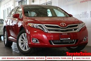 2014 Toyota Venza ALL WHEEL DRIVE LIMITED LEATHER & NAVIGATION