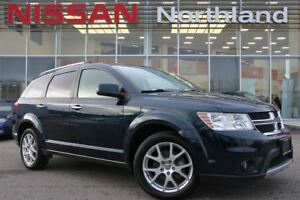 2015 Dodge Journey R/T/Leather/Bluetooth/Alloys