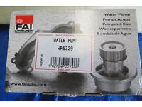 NISSAN MICRA (K12) 1.5 Dci WATER PUMP BRAND NEW IN BOX COST £33.45 SOLD CAR BEFORE FITTING.