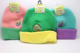 FIMBLES MAGIC HAT 3-6 YEARS, 3 diffrent colours available, worldwide postage available.