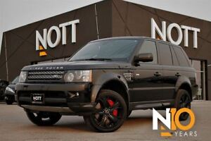 2013 Land Rover Range Rover Sport Supercharged, 510hp, 360 Cam,
