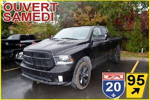 2014 Ram 1500 BLACK EXPRESS * 4 X 4 * CAMERA DE RECUL