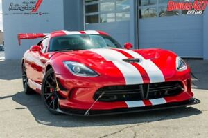 2017 Dodge Viper **IN STOCK**2017 DODGE VIPER ACR EXTREME AERO