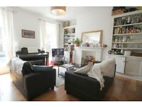 A STUNNING SPLIT LEVEL (four) 4 BED/BEDROOM-3 BATHROOM FLAT & OWN BALCONY-KENTISH TOWN-NW5