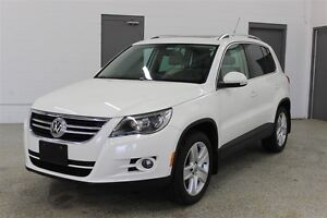 2011 Volkswagen Tiguan 2.0 TSI Highline - NAV| Leather| Accident