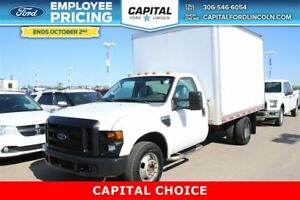 2009 Ford F-350 Regular Cab Chassis-Cab **New Arrival**