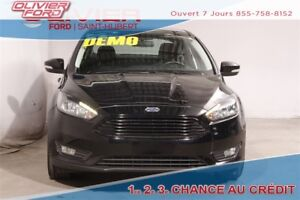 2016 Ford Focus SE MAGS CAMERA BLUETOOTH
