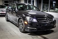 2014 Mercedes-Benz C-Class C350 4MATIC**AMG SPORT PACKAGE PLUS,