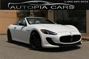 2013 Maserati GRANTURISMO CONVERTIBLE MC STRADALE/NO ACCIDENT/ N