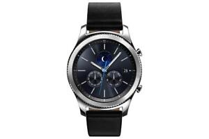 NEW Samsung SM-R770 Gear S3 Classic Connected Wearables