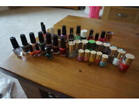 Assorted Nail Varnishes, OPI/Nails Inc