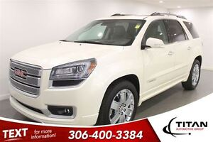 2014 GMC Acadia Denali|7Pass|AWD|Nav|Cam|Leather|Bluetooth